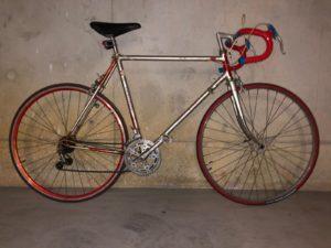 Vélo course Motoconfort (Vendu)