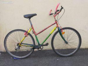 Vélo djamaiK (Vendu)
